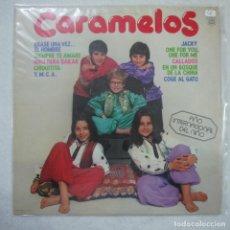 Discos de vinilo: CARAMELOS - CARAMELOS - LP 1979 . Lote 147942630