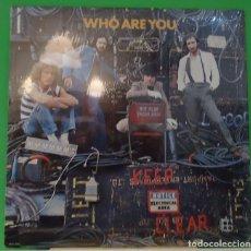 Discos de vinilo: LP THE WHO - WHO ARE YOU. Lote 147956302