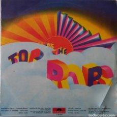 Discos de vinilo: TOPS OF THE POPS. THE WHO. FAT MATRESS. CREAM. THUNDERCLAP NEWMAN... LP ESPAÑA. Lote 147961338