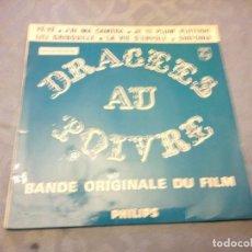 Discos de vinilo: DRAGÉES AU POIVRE (BANDE ORIGINALE DU FILM) 1963. Lote 147962378