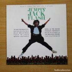 Discos de vinilo: VARIOS - JUMPIN JACK FLASH - LP. Lote 147967516