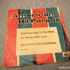 Discos de vinilo: AMERICAN HIT PARADE - DISCOGRAFICA VOGUE- REEDITADO EN ALEMANIA. Lote 147968950