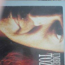 Discos de vinilo: UMBERTO TOZZI LE MIE CANZONI REMASTER.GERMANY WARNER 1991 #. Lote 147970226