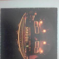 Discos de vinilo: SARDOU 1977 TREMA DISQUES #. Lote 147972298