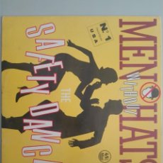 Discos de vinilo: MEN WITHOUT HATS THE SAFETY DANCE STATIK RECORDS 1982 #. Lote 147974090