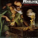 Discos de vinilo: WARLOCK – BURNING THE WITCHES - LP VINYL 1987 SPAIN ED. - ( DORO, ACCEPT, DIO, MAIDEN, VIXEN). Lote 147974146