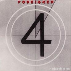 Discos de vinilo: FOREIGNER – 4 - LP VINYL 1981 ED GERMANY ( AOR, HARD ROCK, JOURNEY, TOTO ). Lote 147977518