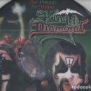Discos de vinilo: KING DIAMOND – NO PRESENTS FOR CHRISTMAS - MINT - NUEVO -2018 MAXI PICTURE ED LIMITED 1000 COPIES. Lote 147985026
