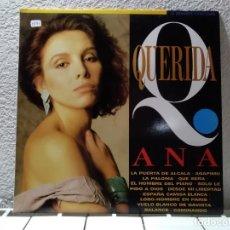 Discos de vinilo: QUERIDA. Lote 147987334