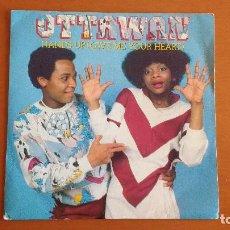 Discos de vinilo: OTTAWAN HANDS UP DISCO PROMOCIONAL. Lote 147995734