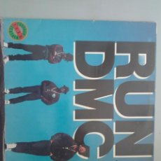 Discos de vinilo: RUN DMC TOUGHER THAN LEATHER PROFILE RECORDS 1988 #. Lote 147998658
