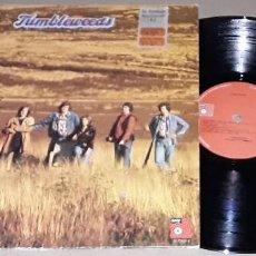 Discos de vinilo: LP - TUMBLEWEEDS - MADE IN HOLLAND - TUMBLEWEEDS. Lote 147999598