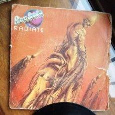 Discos de vinilo: ROCKETS, 1981 RADIATE Y KING OF THE UNIVERSE . Lote 148001690