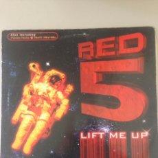 Discos de vinilo: RED 5 LIFT ME UP. Lote 148001726