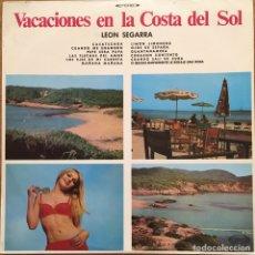 Discos de vinilo: LEON SEGARRA LP MOVIEPLAY EDIC ESPAÑA AÑO 1969 EXCELENTE. Lote 148003174
