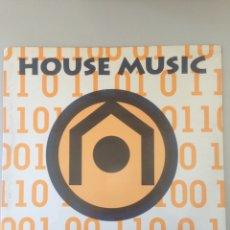 Discos de vinilo: HOUSE MUSIC KIKE JAÉN. Lote 148003437