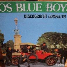 Discos de vinilo: LOS BLUE BOYS DISCOGRAFIA COMPLETA . Lote 148004050