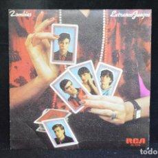 Discos de vinilo: ZOMBIES - ESTRAÑOS JUEGOS / CLEOPATRA Y LA SERPIENTE - SINGLE . Lote 148006906