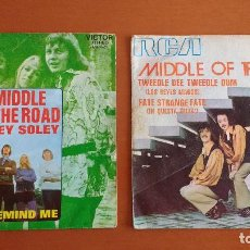 Discos de vinilo: MIDDLE OF THE ROAD. Lote 148013350