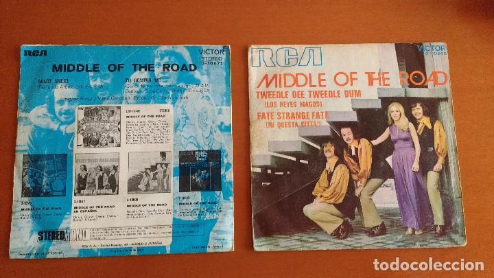 Discos de vinilo: MIDDLE OF THE ROAD - Foto 2 - 148013350
