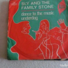 Discos de vinilo: SLY AND THE FAMILY STONE - DANCE TO THE MUSIC 1968. Lote 148020162