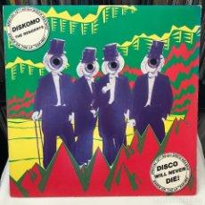 Discos de vinilo: THE RESIDENTS  DISKOMO GOOSEBUMP 1980 US. Lote 148020518