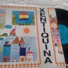 Discos de vinilo: L P ( VINILO) DE XENTIQUIÑA AÑOS 80 NUEVO. Lote 148021466