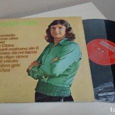 Discos de vinilo: JUAN BAU --MI CORAZON - ORLANDO - CIRCULO DE LECTORES - AÑO 1975- BCN - . Lote 148024486