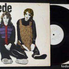 Discos de vinilo: MAXI DISCO VINILO 12'' SUEDE – METAL MICKEY PRIMERA EDICION DE 1992. Lote 148026858