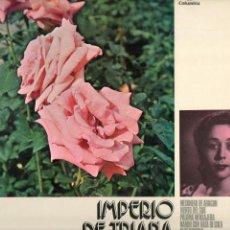 Discos de vinilo: IMPERIO DE TRIANA 1972 COLUMBIA C 7175. Lote 148027390