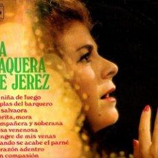 Discos de vinilo: LA PAQUERA DE JEREZ ANTOLOGIA DE LA CANCION FLAMENCA 1971 CBS S 64705. Lote 148030954