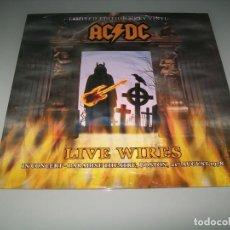 Discos de vinilo: AC/DC - LIVE WIRES - IN CONCERT . PARADISE THEATRE, BOSTON 1978 - NUEVO PRECINTADO. Lote 148033902