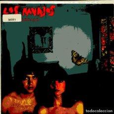 Discos de vinil: LOS NAVAJOS / MARIAJO / FEMME FATALE (SINGLE 1992). Lote 148038202