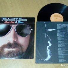 Discos de vinilo: RICHARD T. BEAR - RED HOT & BLUE (LP 1978, ENCARTE CON LETRAS, RCA AFL1-2927). Lote 148039098