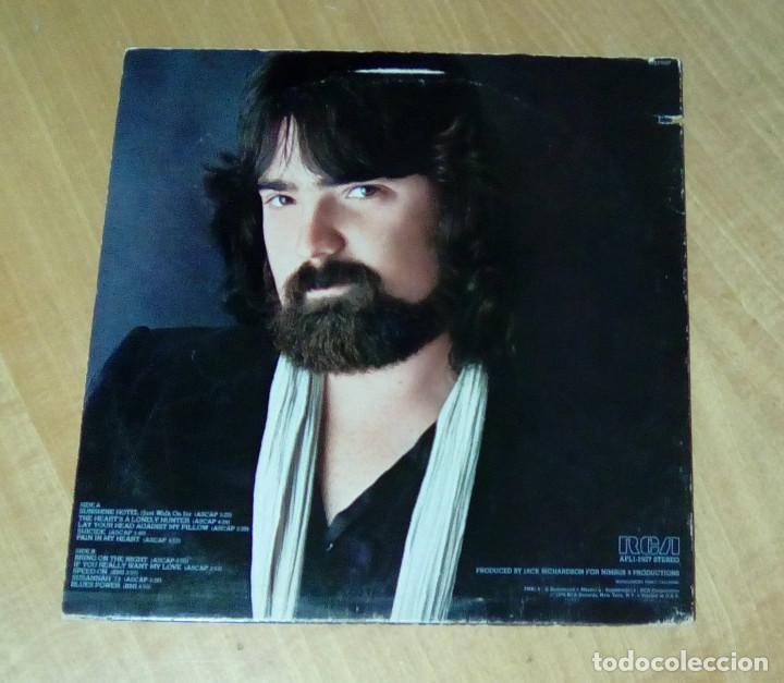 Discos de vinilo: RICHARD T. BEAR - Red Hot & Blue (LP 1978, encarte con letras, Rca AFL1-2927) - Foto 3 - 148039098