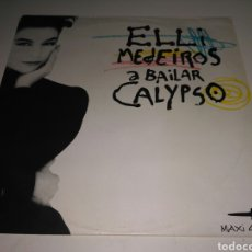 Discos de vinilo: ELLI MEDEIROS - A BAILAR CALYPSO. Lote 148042581