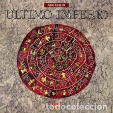 Discos de vinilo: ATAHUALPA – ULTIMO IMPERIO. Lote 148050134