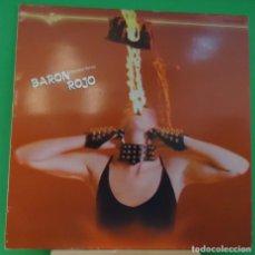 Discos de vinilo: LP BARON ROJO - GRANDES TEMAS. Lote 148052662