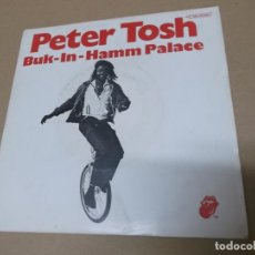 Dischi in vinile: PETER TOSH (SN) BUK-IN HAMM PALACE AÑO 1979 - PROMOCIONAL. Lote 148060314