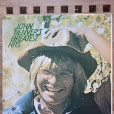 Discos de vinilo: JOHN DENVER'S GREATEST HITS - RCA - 1974. Lote 148061826