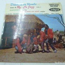 Discos de vinilo: LE RY-CO JAZZ – DANSONS LA RUMBA ... AVEC LE RY-CO JAZZ VOL. 1 -N. Lote 148063074