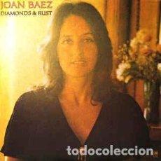 Discos de vinilo: JOAN BAEZ – DIAMONDS & RUST. Lote 148066122