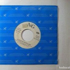 Discos de vinilo: EL ETERNO MASCULINO - ESTE CALOR - SINGLE PROMOCIONAL 1989 - NG. Lote 148066682