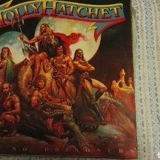 Discos de vinilo: MOLLY HATCHET,VINILO:TAKE NO PRISIONERS,1981. Lote 148066769