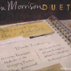 Discos de vinilo: VAN MORRISON – DUETS. Lote 148074306