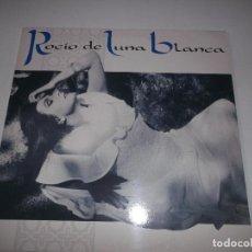 Discos de vinilo: ROCÍO JURADO - ROCÍO DE LUNA BLANCA - LP EMI 1990. Lote 148083738