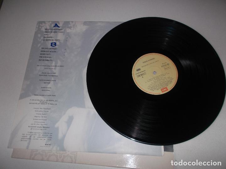 Discos de vinilo: ROCÍO JURADO - ROCÍO DE LUNA BLANCA - LP EMI 1990 - Foto 3 - 148083738