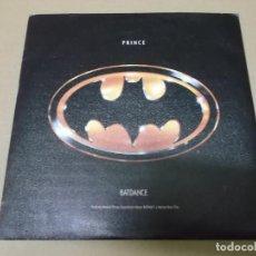 Discos de vinilo: PRINCE (SN) BATDANCE AÑO 1989 – PROMOCIONAL – BANDA SONORA BATMAN. Lote 148097402