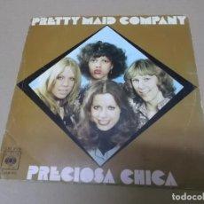 Discos de vinilo: PRETTY MAID COMPANY (SN) PRETTY MAID AÑO 1976. Lote 148098482
