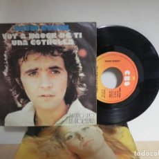 Discos de vinilo: DAVID ESSEX - VOY A HACER DE TI UNA ESTRELLA . Lote 148099622